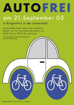 Plakatillustration und Plakatgestaltung, - Plakate von Rainer M. Osinger