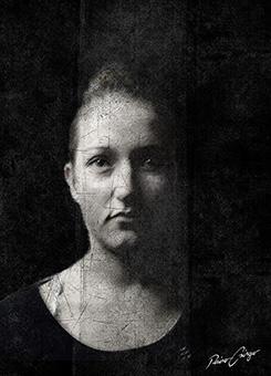 """RUTH"" Portraitgemälde, Portrait, Portraitmalerei, Portraitillustration, Portrait auf Leinwand, Ölgemälde, Ölmalerei von Rainer M. Osinger, www.osinger-grafik.at, http://www.osinger-grafik.at/portrait_portraitmalerei_portraitgemaelde.html"
