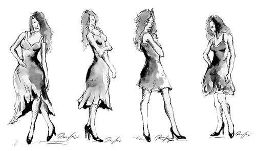 Character Sketches, Storyboard, concept art, Sketches, Rainer Osinger, Maskottchen, Comiczeichnungen