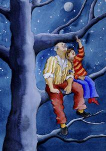 Buchillustratiom, Kinderbuchillustration und Bilderbuchillustration